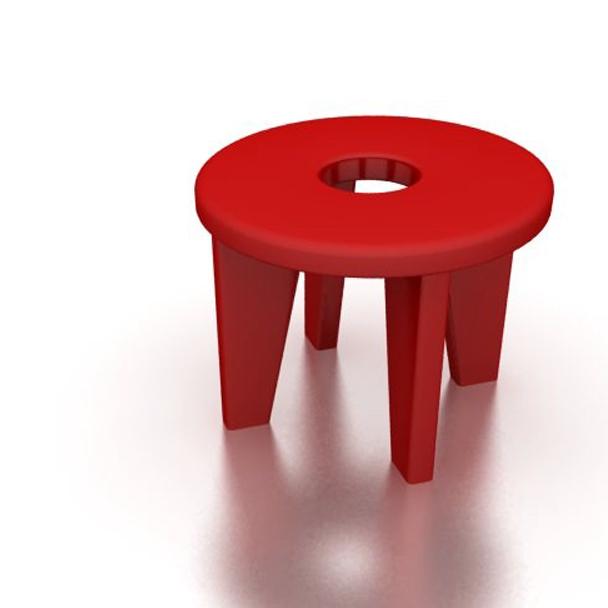 Drum Rojo