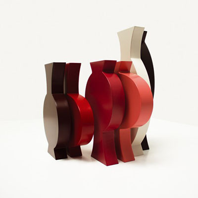 FLAT TWINS – Vase Collection