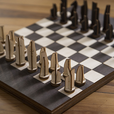 DIY-CHESS