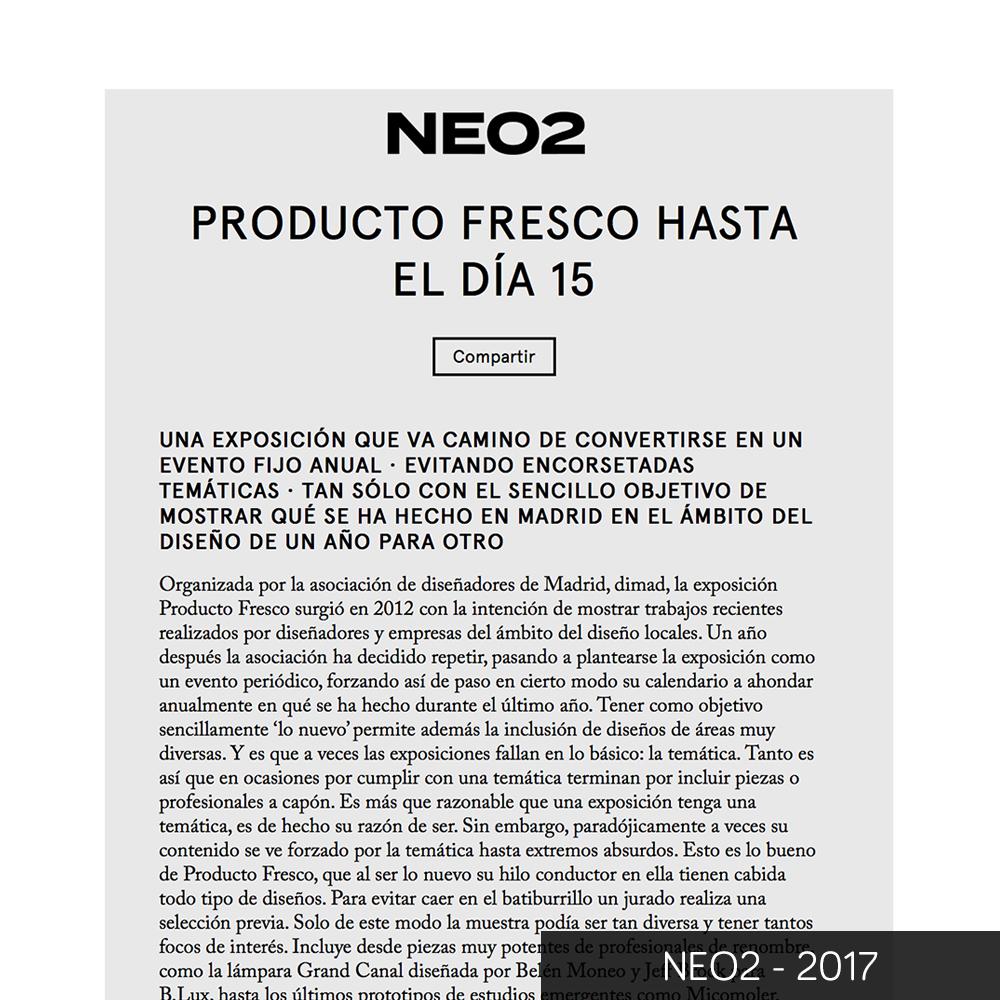 neo2 2017