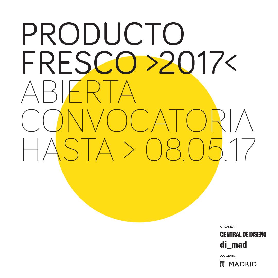 Abierta Convocatoria Producto Fresco 2017