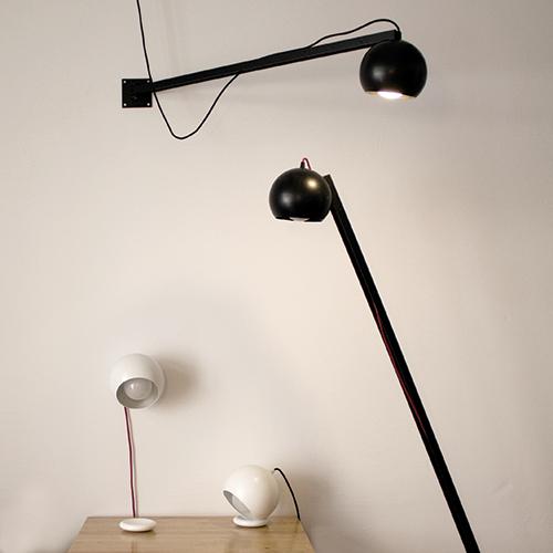 ORBITAL MAGNETICAL MODULAR LAMP